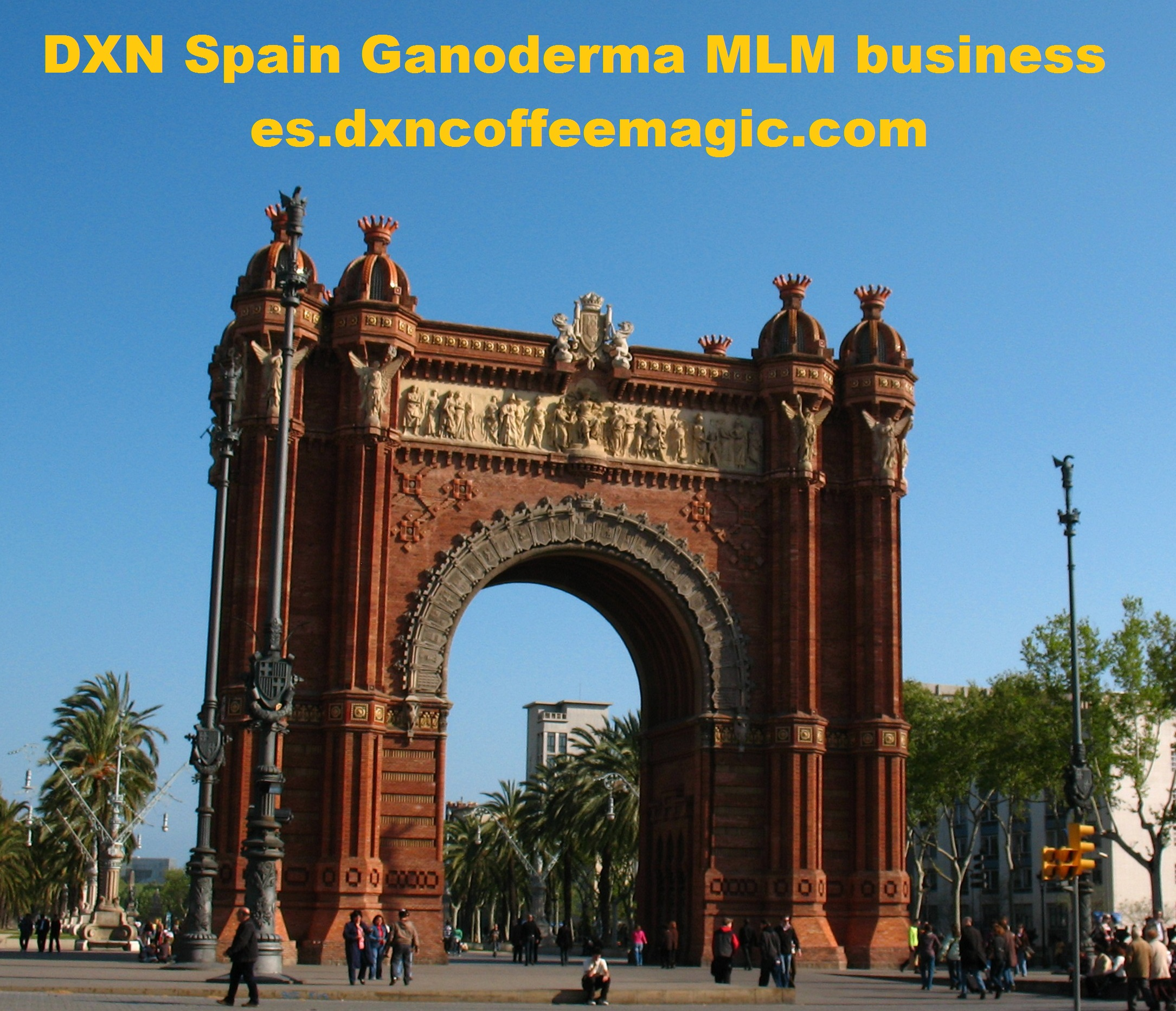 dxn spain mlm business