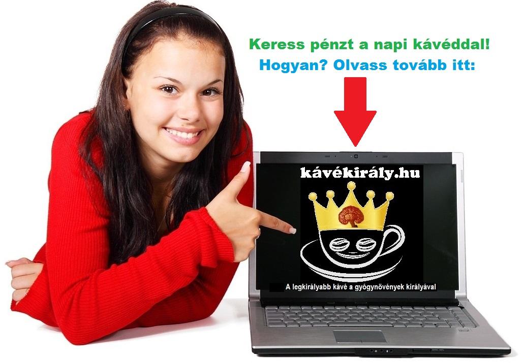 Keress pénzt saját Ganoderma Kávé fogyasztásoddal!