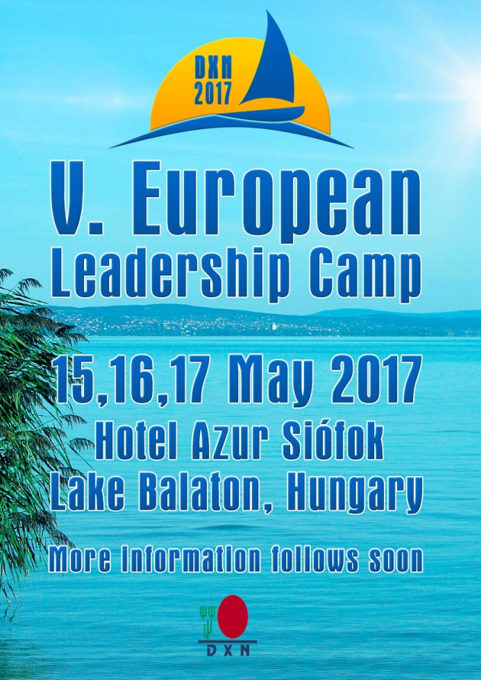 1st European Summit, 8th Anniversary and 5th Leadership Camp