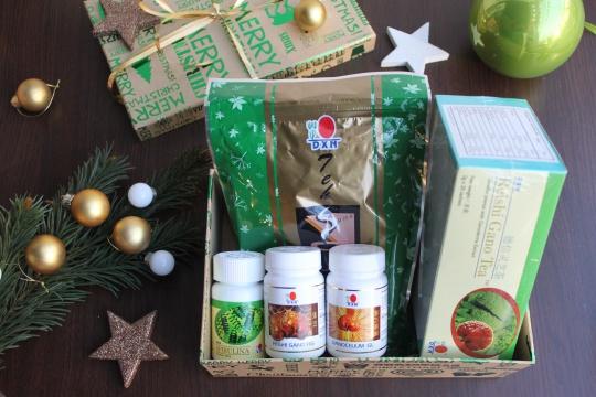 méregtelenítő termékek DXN karácsonyra