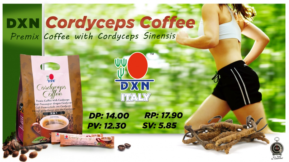 CORDYCEPS COFFEE 3in1