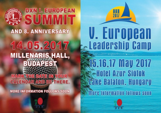 V° EUROPEAN LEADERSHIP CAMP