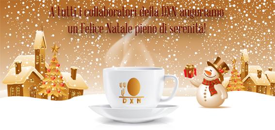 DXN Italia Natale