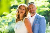 Mr. Szabolcs Czerna and Mrs. Tunde Czerna