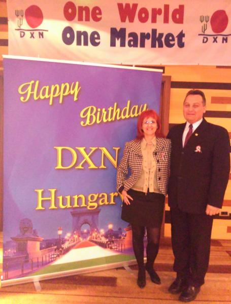 Boldog 6. születésnapot DXN Magyarország! Happy 6th birthday DXN Hungary! www.kaveuzlet.hu