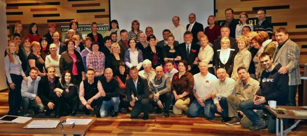 Ruby - Gyémánt képzés. Hotel Nautis-Gárdony-a csapat-www.kaveuzlet.hu