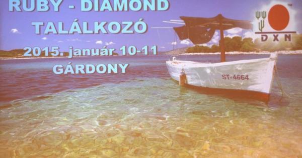 Ruby - Gyémánt képzés. Hotel Nautis - Gárdony - www.kaveuzlet.hu