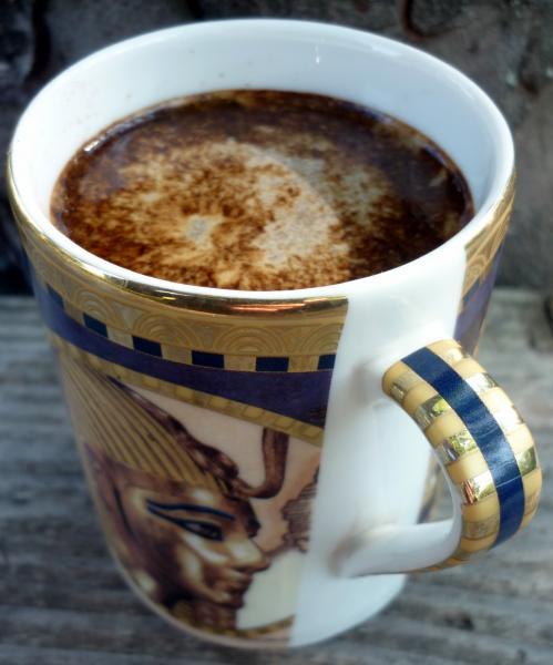 Ganodermás kávé bögre