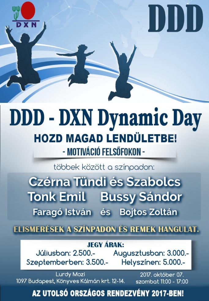 DXN DYNAMIC DAY