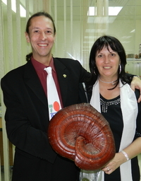 Sandor Bussy & Eva Szovetes