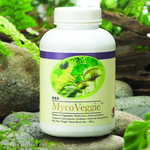 MycoVeggie fogyókúrás étrendkiegészítő