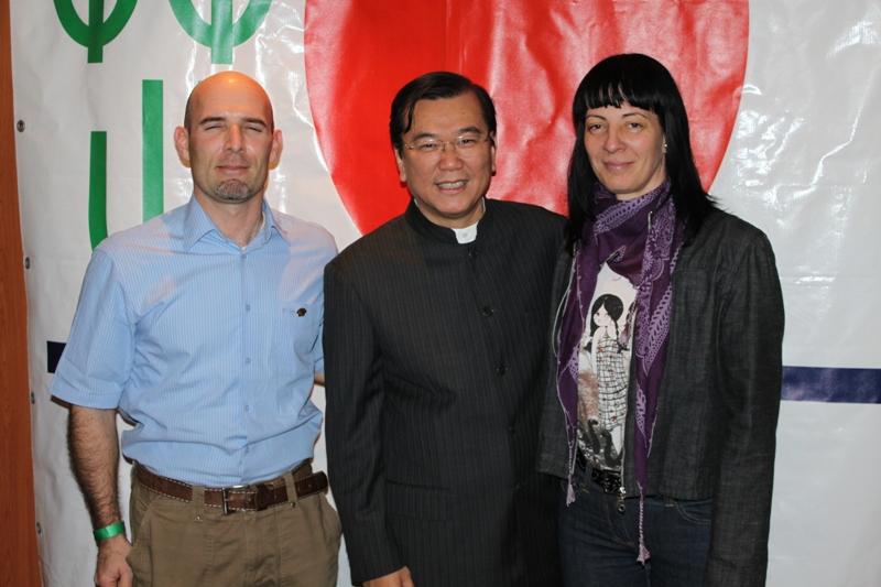 Star Ruby-ként Anikóval, a párommal és Dato Dr Lim-el, a DXN alapítójával, elnökével.