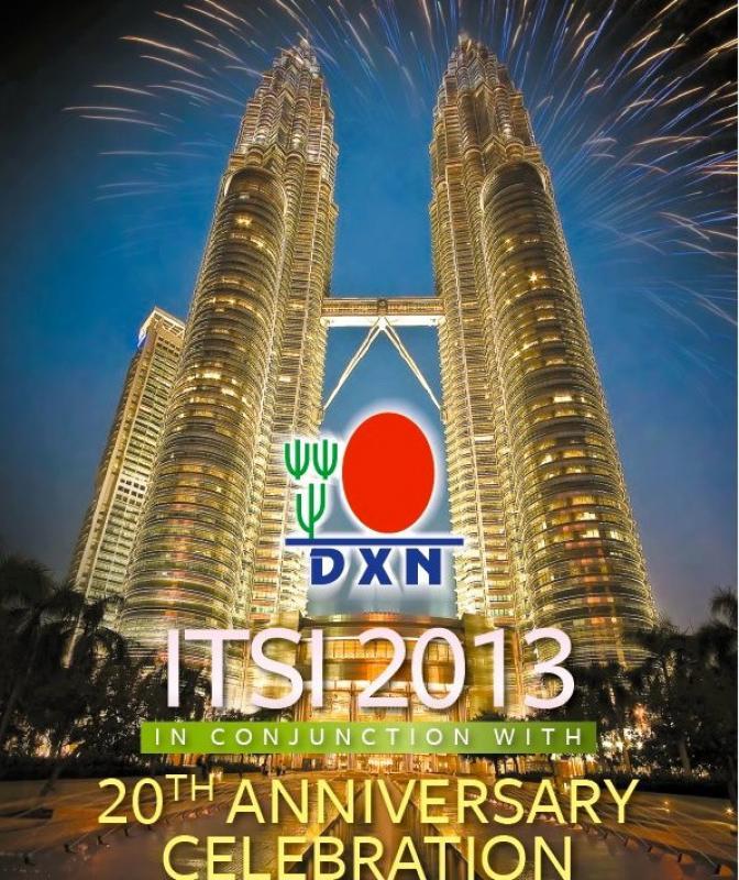 DXN ITSI 2013 Malaysia