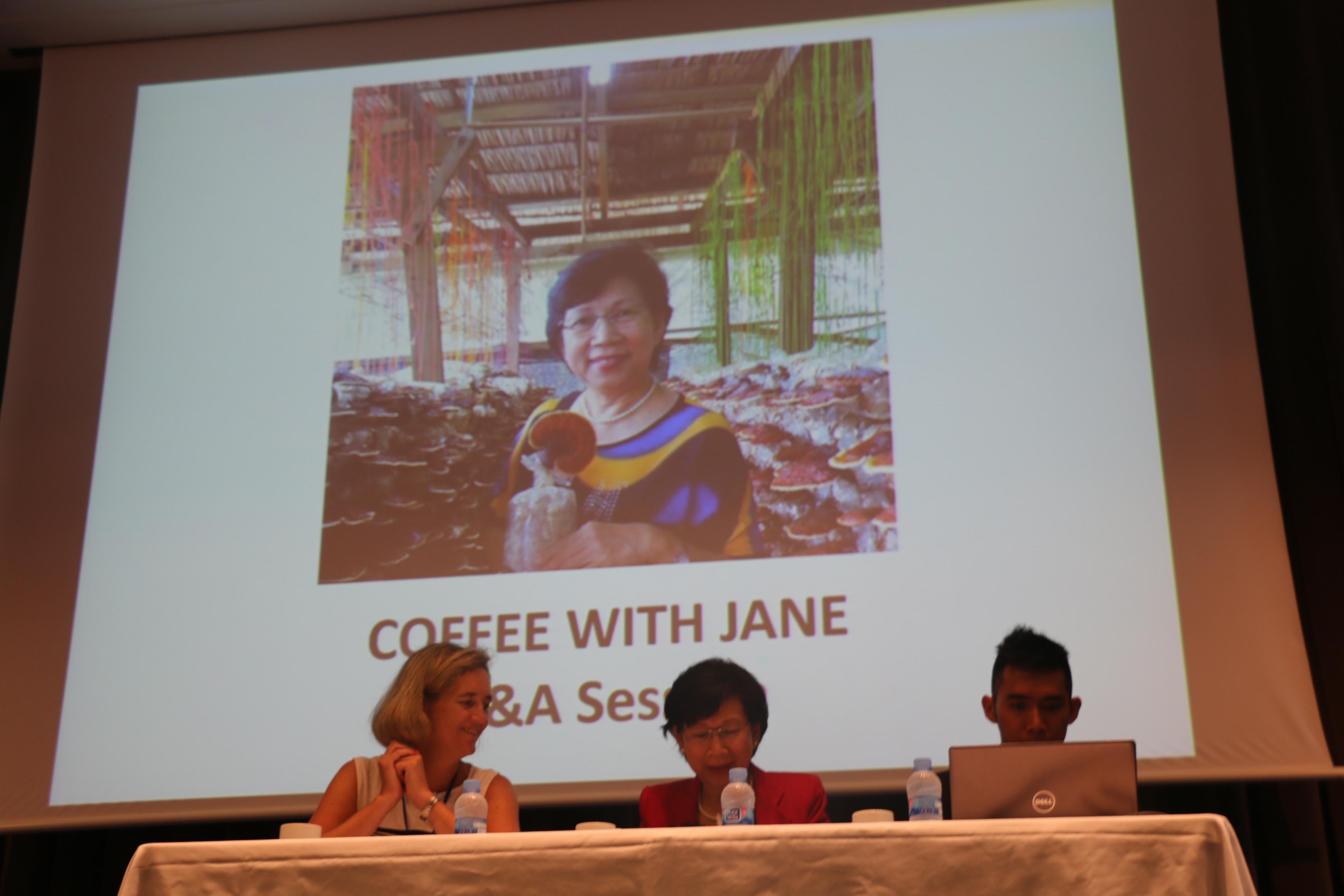 Jane Yau DXN Barcelona