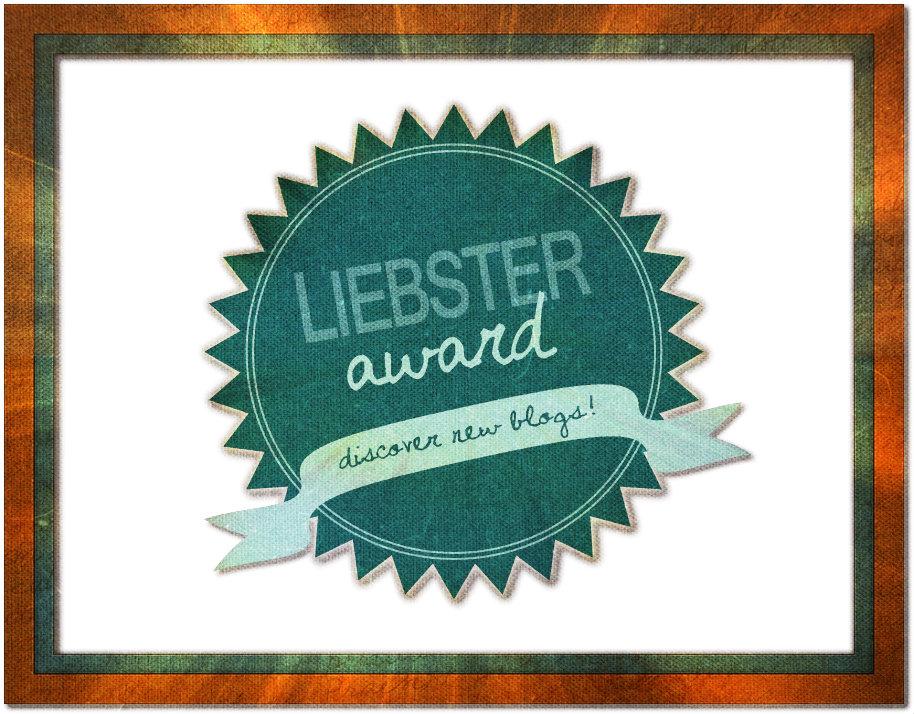 Liebster Award vándoríj blognak