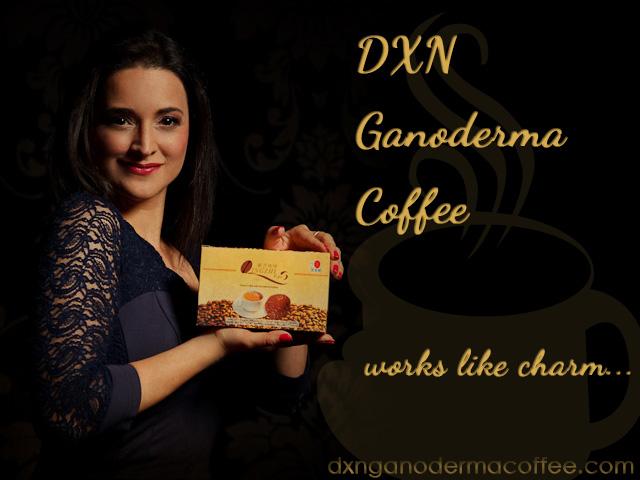 DXN Ganoderma Coffee