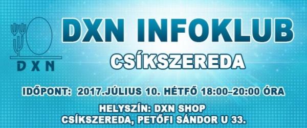 DXN Infoklub Csíkszereda
