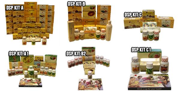DXN DSP KITS