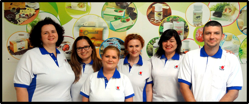 DXN Slovakia Office Staff