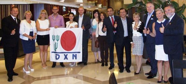 DXN Spain open