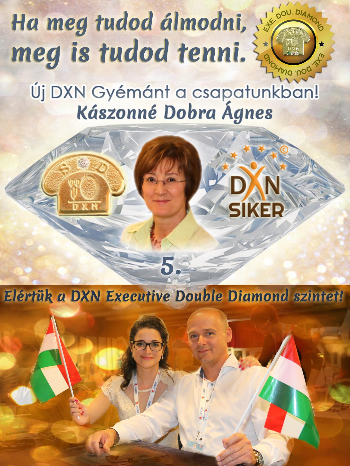 DXN EDD gyémánt