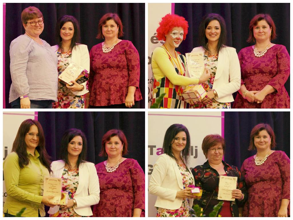Üzletanyu konferencia 2015 Különdíj