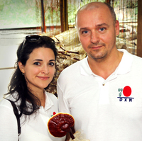Judit Faragóné Keserű and István Faragó <br> Online DXN Success Expert
