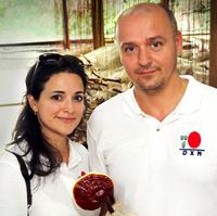 Faragóné Keserű Judit és Faragó István <br>  Online DXN Siker szakértő