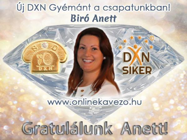 Biró Anett DXN Star Agent