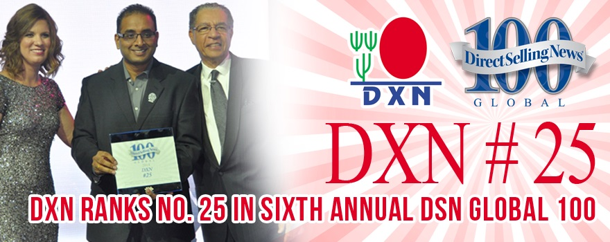 DXN 25. Direct Selling News