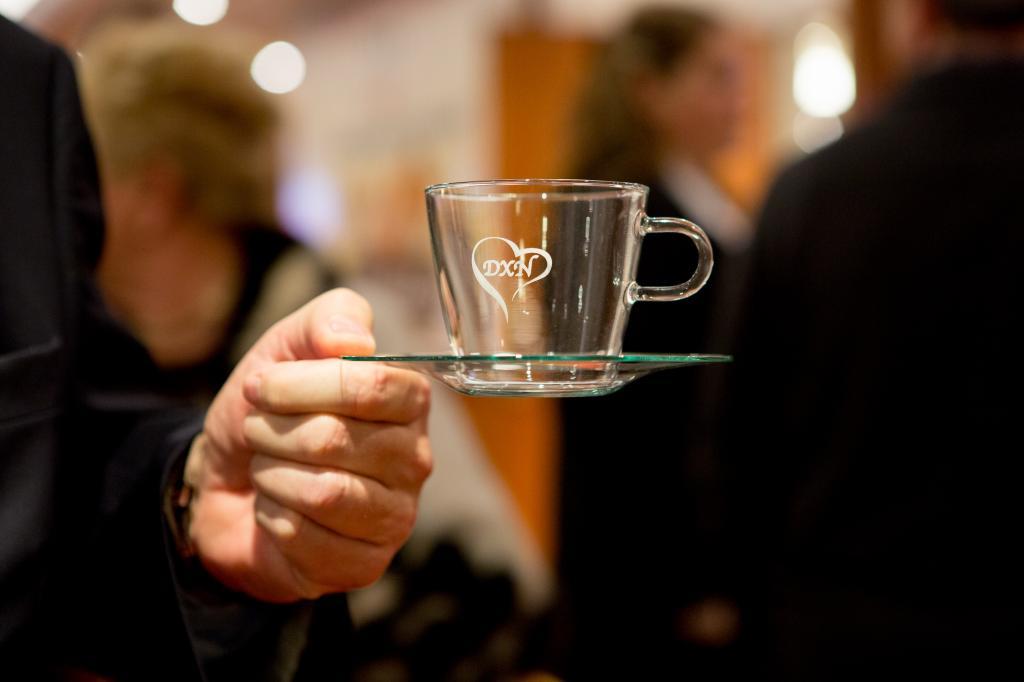dxn kávés pohár kávéfüggőknek
