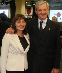 Kovácsné Kellner Veronika és Kovács Attila