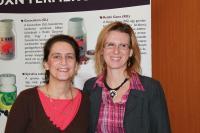 Startképzés 2011.01.29. Mari és Corinna