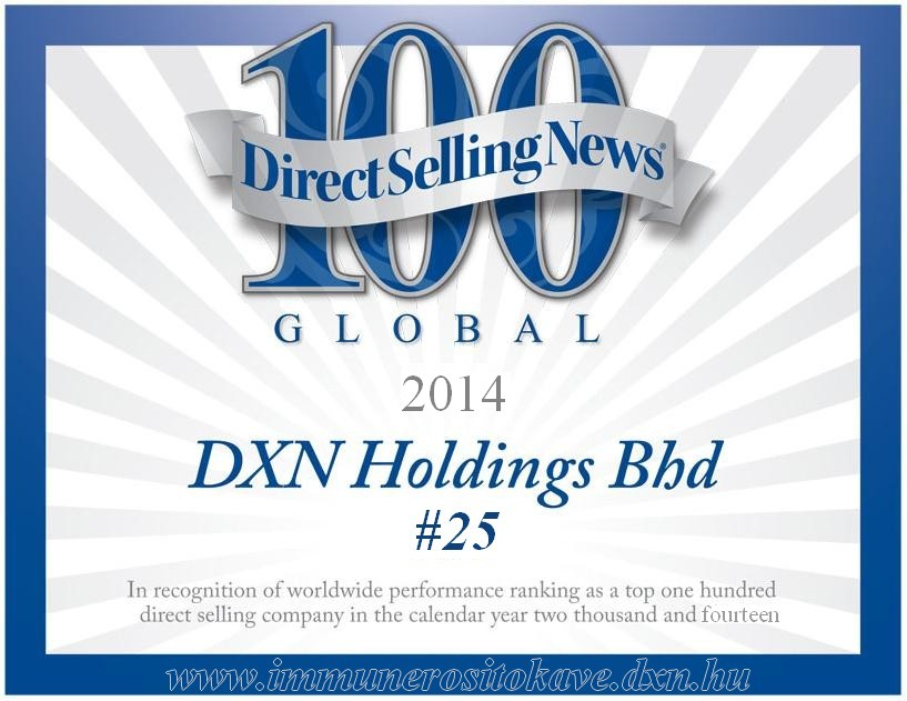 Direct Selling News Top 100