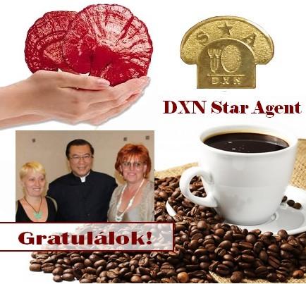DXN Star Agent - Balázs Katalin