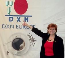 DXN Immunerősítő Ganoderma kávé