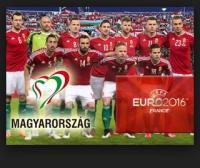 A Magyar 2016 EB válogatott hivatlos képe