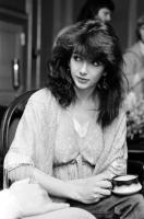 Kate Bush kávézik