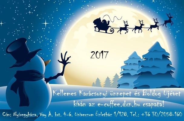 Boldog Karácsonyt és Újévet