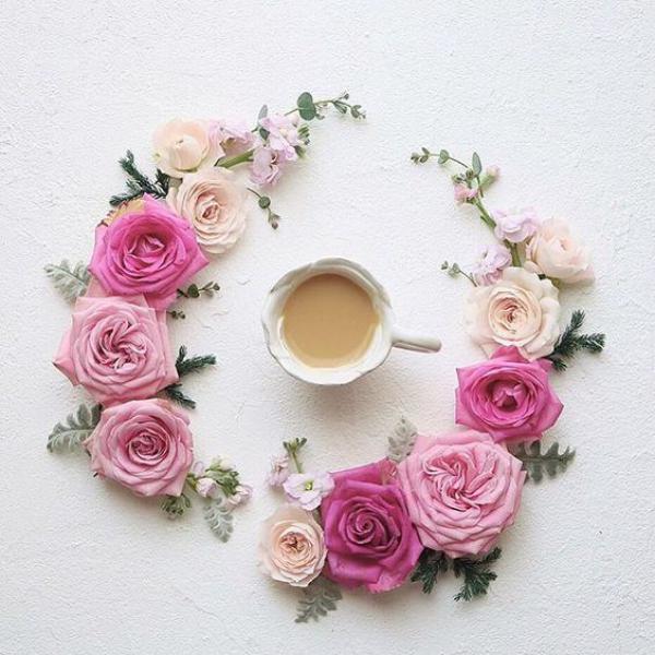 kávés kép pinterestről