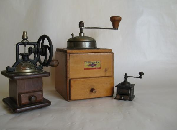 régi kávédarálók