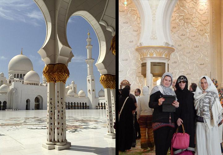 nagymecset Abu Dhabi