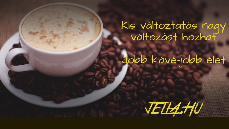 A te kávés üzleted