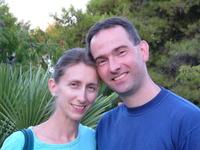 Mr. András Ábrahám and Mrs. Anna Ábrahám Bergmann