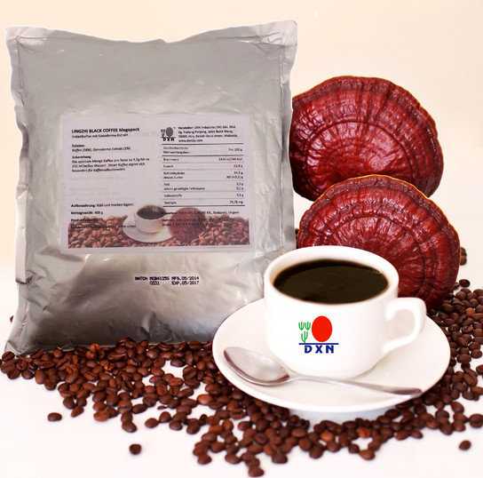 DXN Black coffee