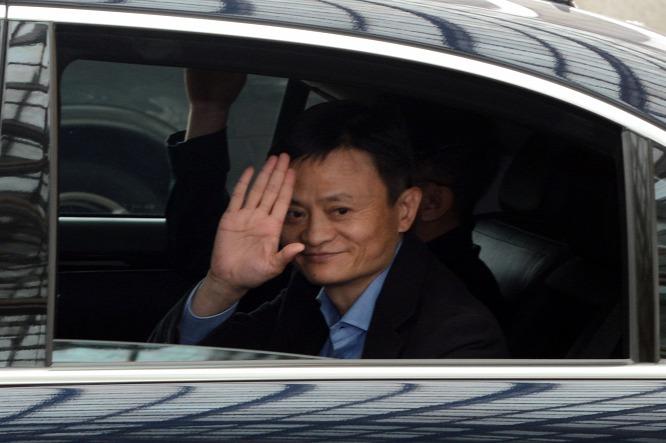 Jack Ma Kína leggazdagabb embere