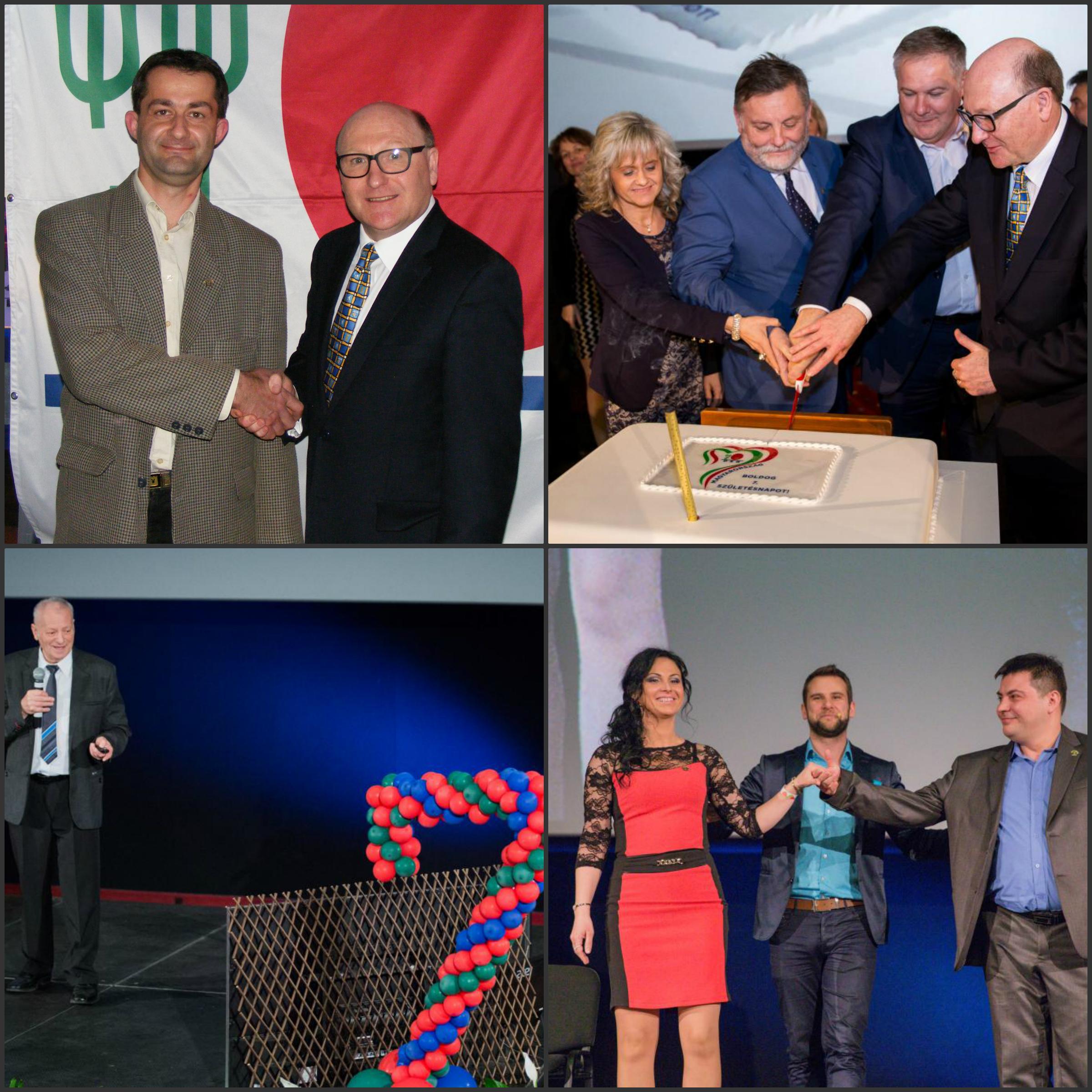 DXN Magyarország 7. születésnap