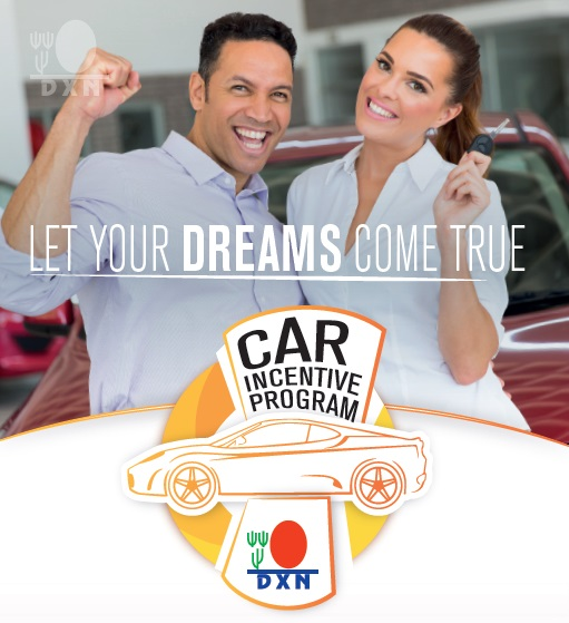 DXN Car Incentive Program