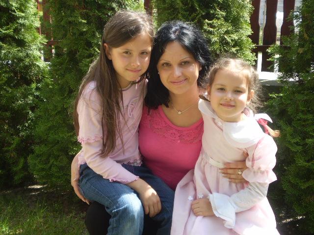 Andrea, Alexandra és Réka