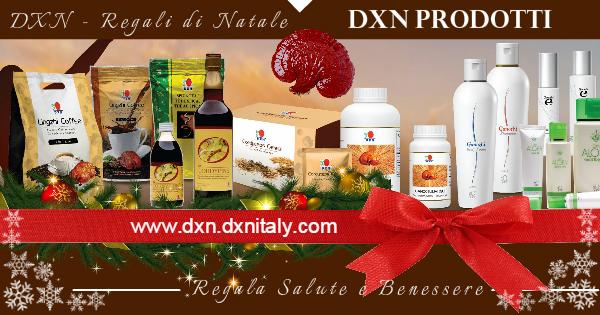 DXN - Regali di Natale